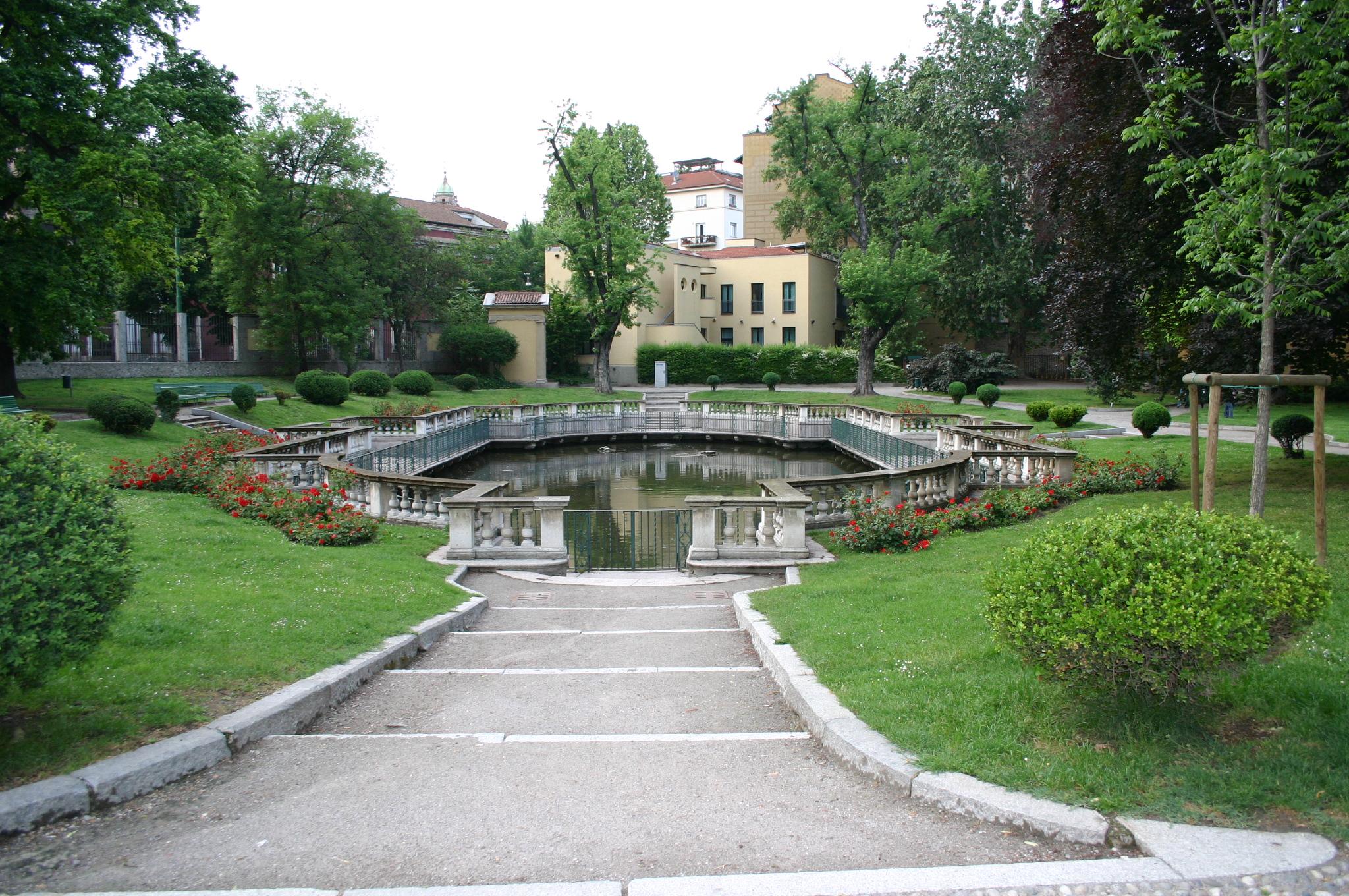 giardini via guastalla intitolati al cardinale martini